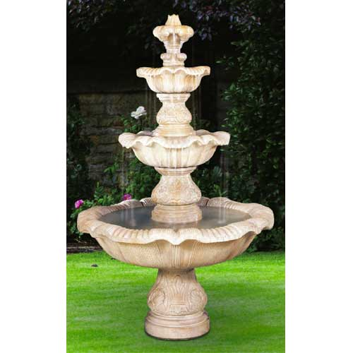 Tiered Fountains Archives Water Feature Pros