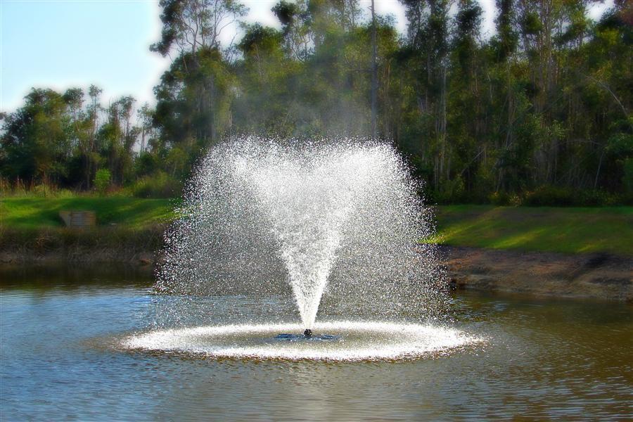 Aquamaster Lake Fountain Sanibel Masters Series