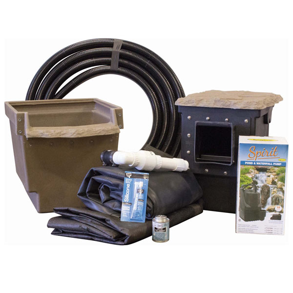 Easypro Mini Outdoor Pond Kit Water Feature Pros