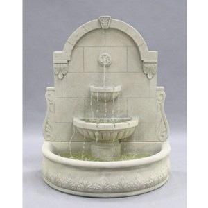 Outdoor Bavarian Wall Fountain Water Feature Pros