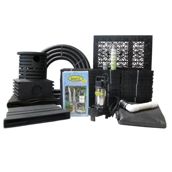 Easy Jaf Kit3 Pros Water Feature Pros