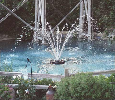 Kasco 3400jf 3 4hp Decorative Fountain Water Feature Pros