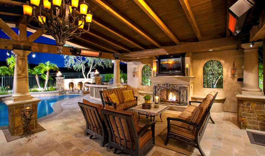 Build A Beautiful Outdoor Room