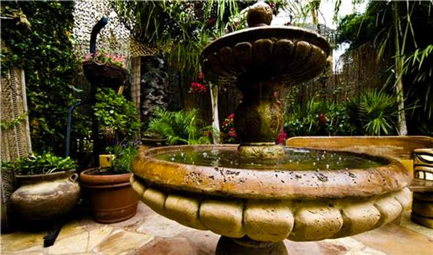 How Indoor Fountains Use Ions To Benefit Your Health