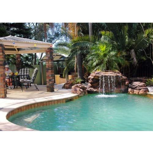 Swimming Pool Waterfall Kit Erpk 204 Water Feature Pros