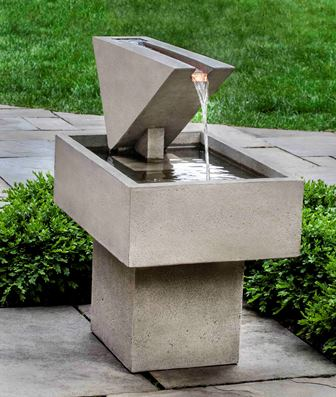 Triad Fountain FT-285 Campania