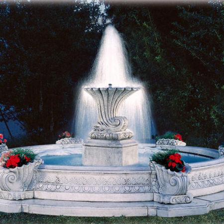 Italartworld Lillium Fountain WFP-904