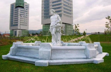 WFP-909 Italartworld San Tropez Fountain