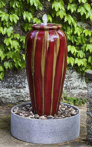 Campania Nico Jar Fountain Gf 820 1601 Call For Discounts