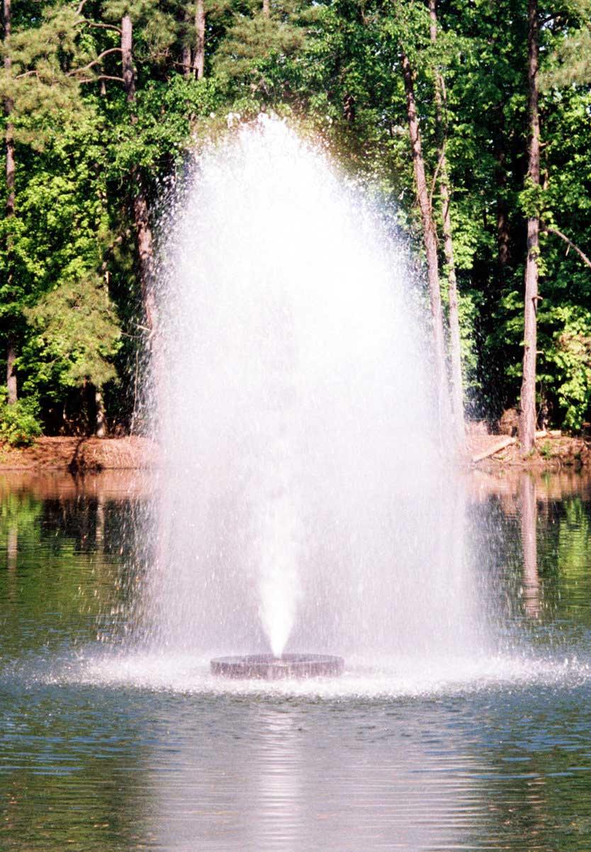 Kasco 8400jf 2hp Decorative Fountain