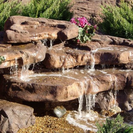 Lightweight Swimming Pool Waterfall Kits Diy Pool Waterfall