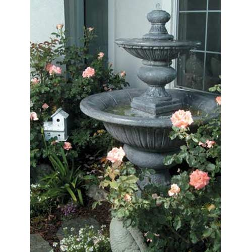 Outdoor Large Formal Garden Fountain