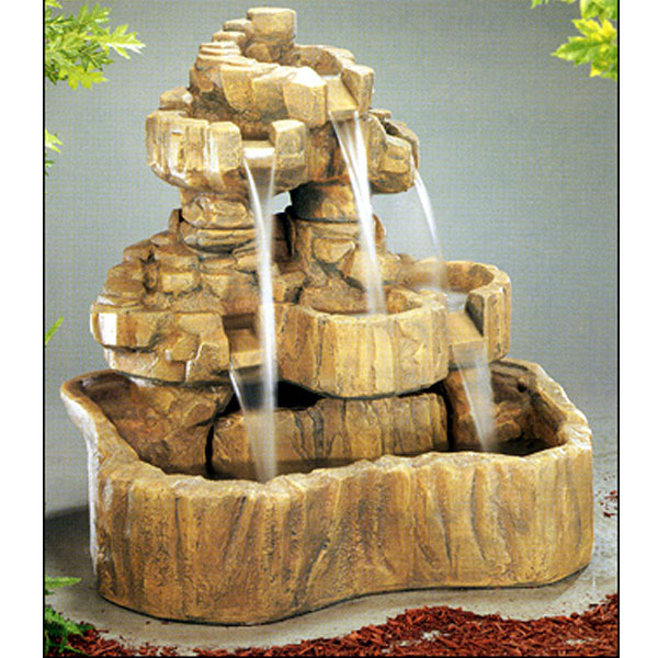 Garden Pond With Waterfalls How To Make