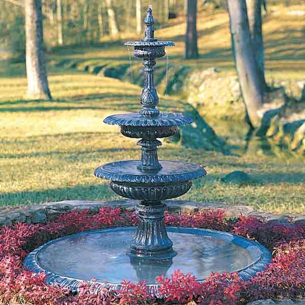 Metal Fountains