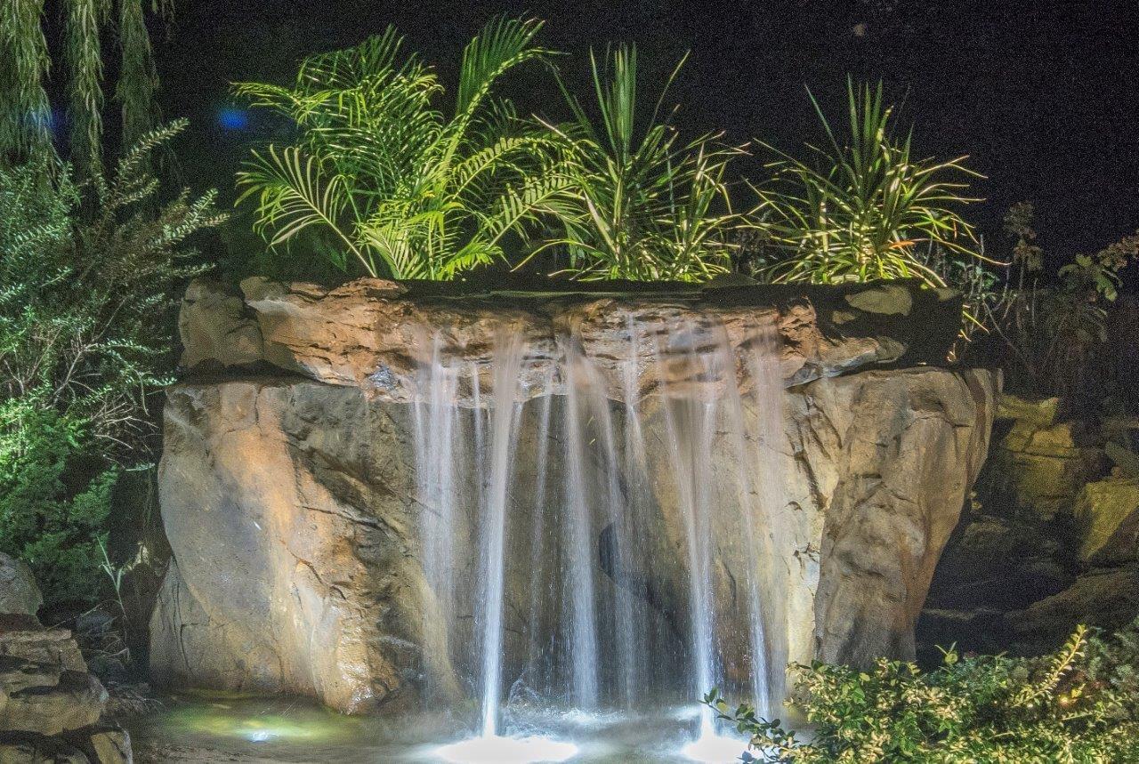 Cavern Falls Swimming Pool Grotto Waterfall Kit Erpk