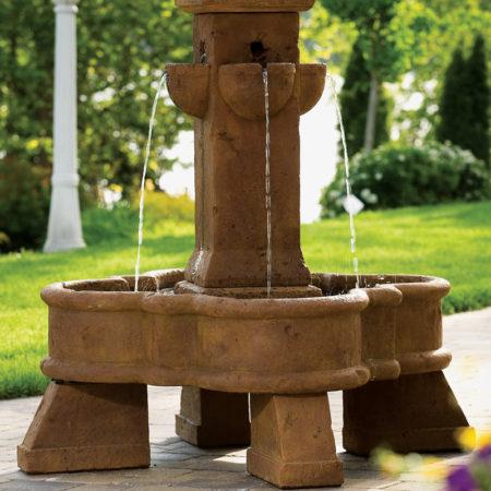 Massarelli Garden Fountain 3614