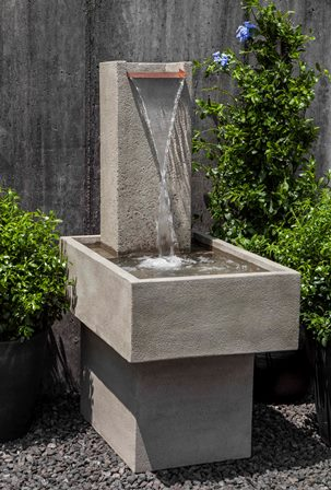 FT-287 Falling Water III Fountain Campania