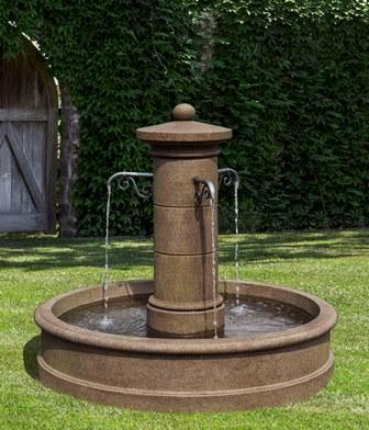 FT-290 Campania Avignon Fountain