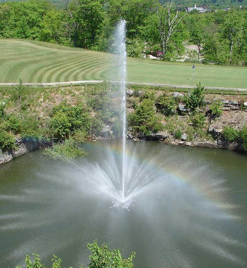 Decorative Lake Fountains