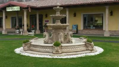 Italartworld WFP-907 Marsillia Fountain