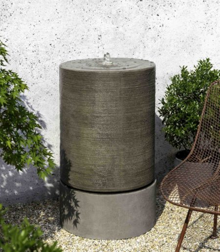 Large Cylinder Fountain