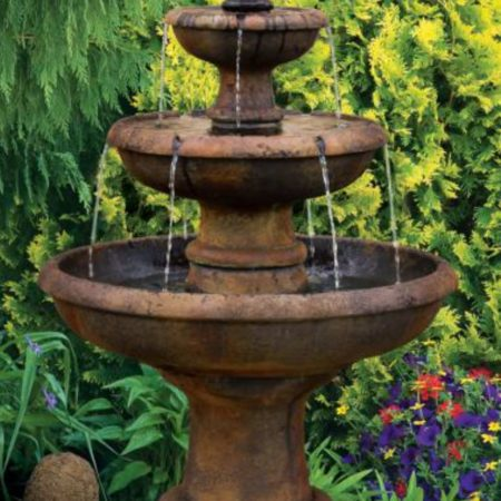 Three Tier Picasso Fountain